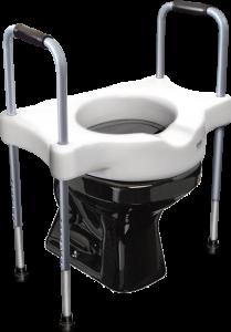 fisioterapia carci elevador de assento sanitário Sit V