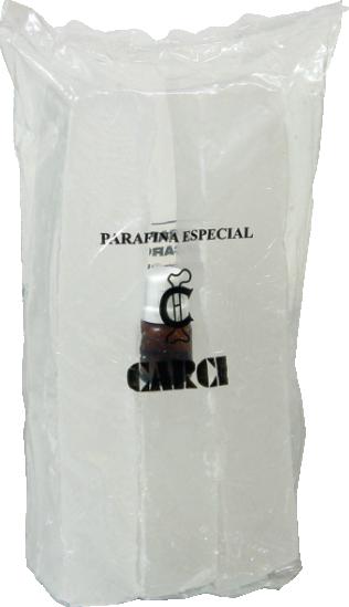 fisioterapia carci parafina especial