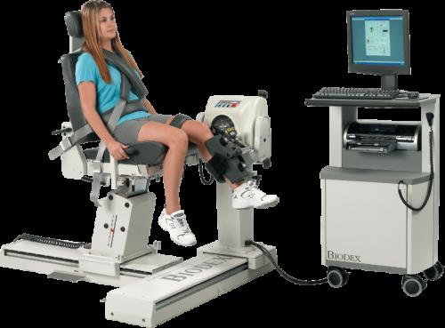 fisioterapia carci biodex system 4